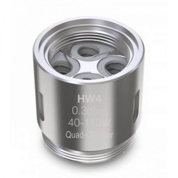 Eleaf - ELLO Series - HW4 Quadruple-Cylinder Verdampferkopf - 5 Stk.