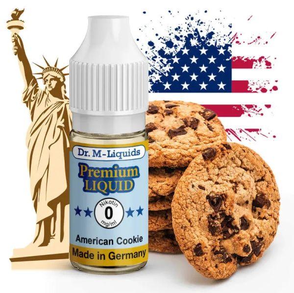 Dr. Multhaupt American Cookie Premium E-Liquid