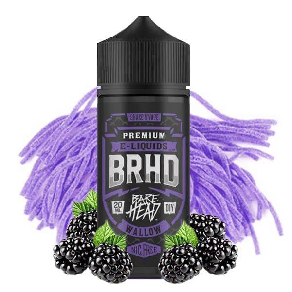 Barehead - Wallow - 20 ml in 100 ml Flasche