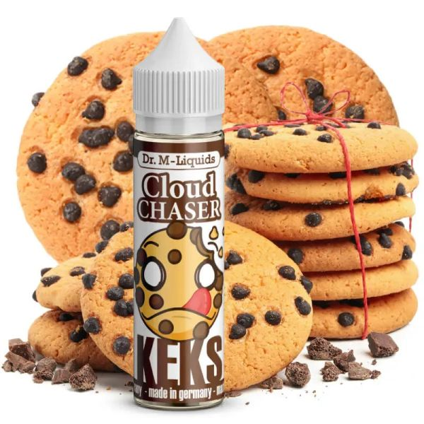 Dr. M - Liquids - Cloud Chaser - Keks - 50 ml