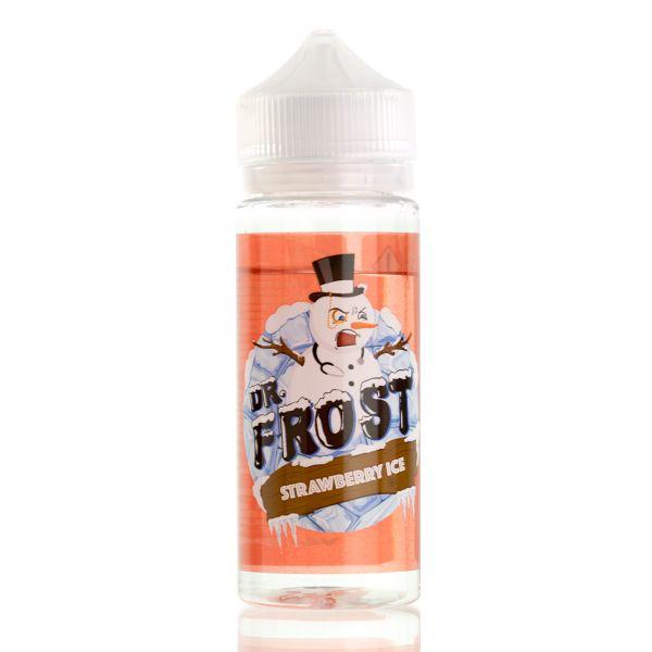 Dr. Frost Strawberry Ice Shortfill 100 ml E-Liquid