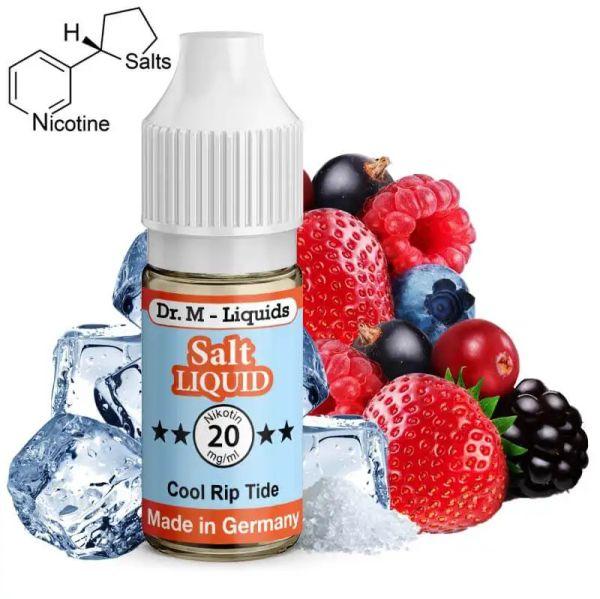 Dr. M - Liquids - Cool Rip Tide SALT Liquid