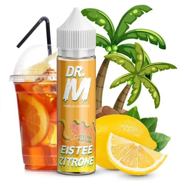 Dr. M - Eistee Zitrone - Longfill - Aromashot