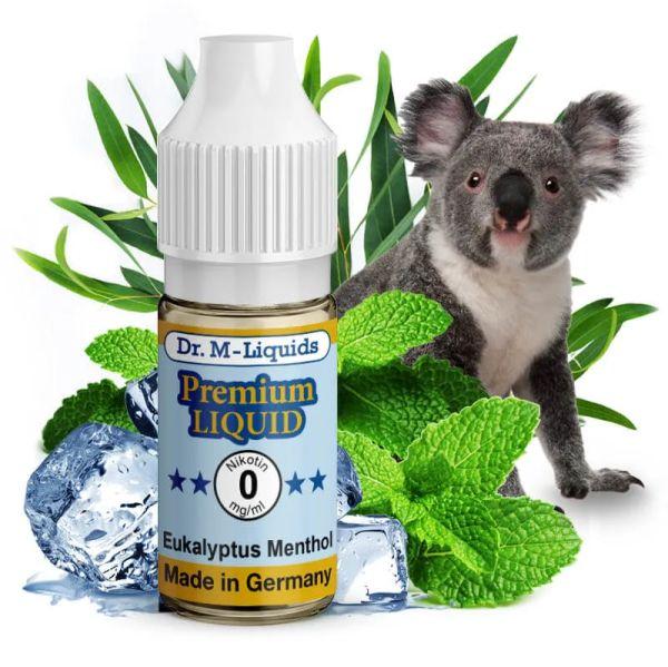 Dr. Multhaupt Eukalyptus Menthol Premium E-Liquid
