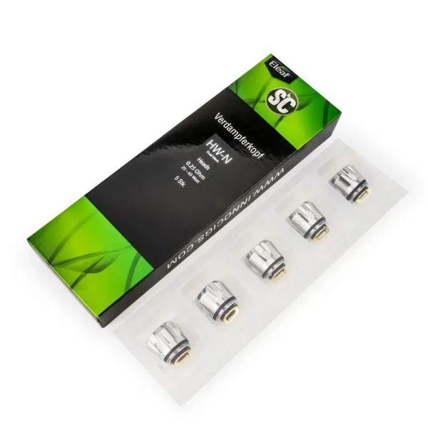 HW-N / M Coil für ELLO Duro Verdampfer - 5er Pack