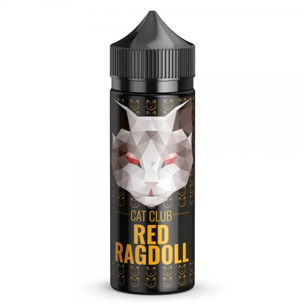 Copy Cat Cat Club Red Ragdoll