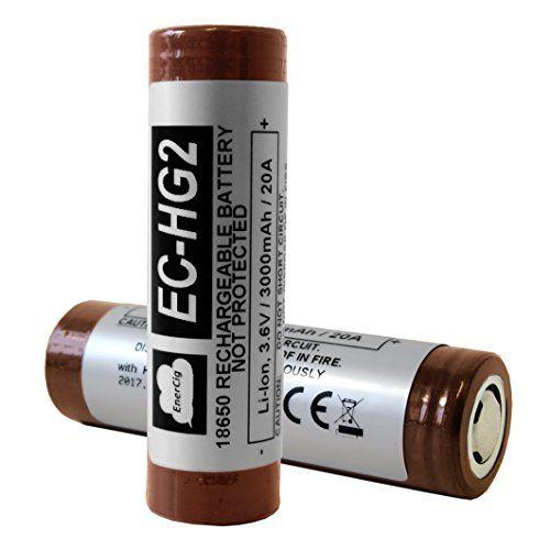 Enercig 18650-ec-hg2 3000 Mah Akku DX11356