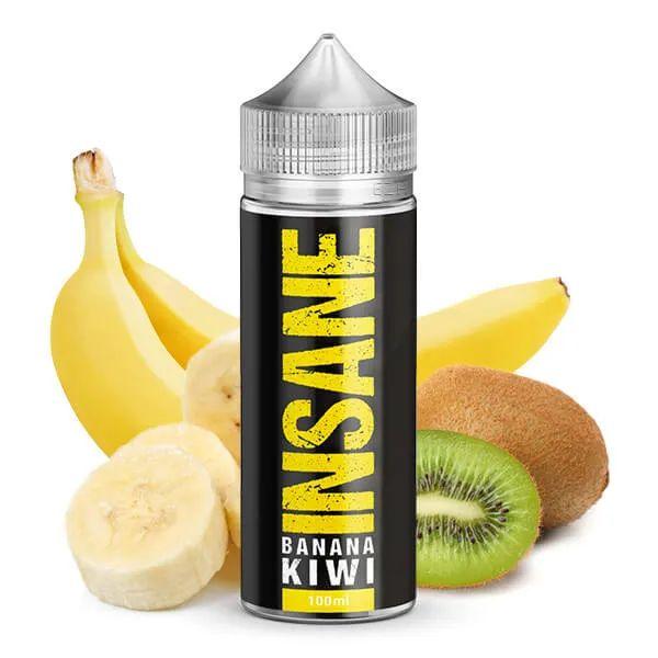 Insane - Banana Kiwi - 100 ml