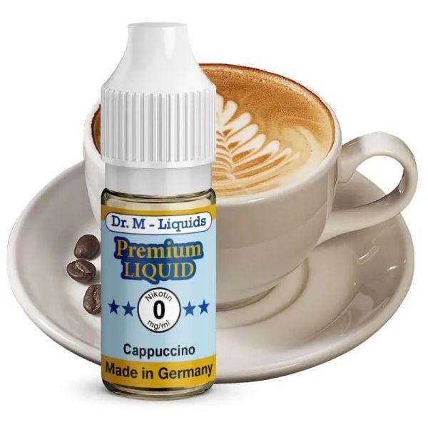 Leckeres Dr. Multhaupt Cappuccino Premium E-Liquid