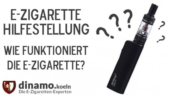 Wie funktioniert die E-Zigarette