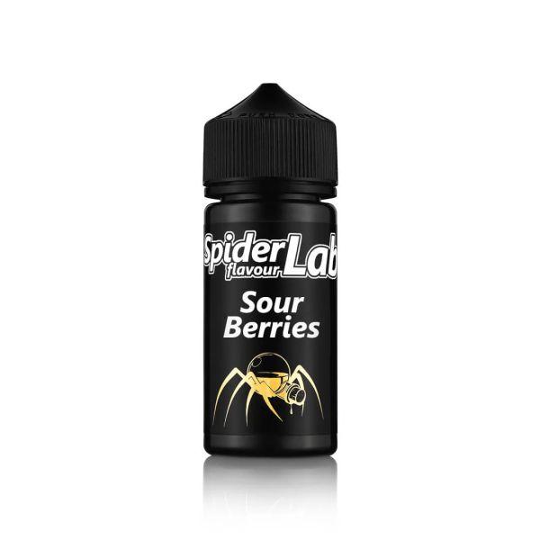 SpiderLab - Sour Berries - Aroma 10 ml