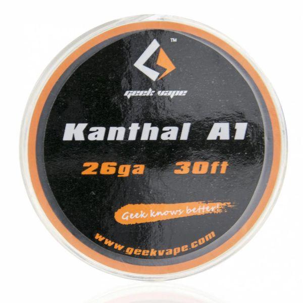 Geek Vape Wickeldraht Kanthal A1 10 Meter Rolle DX10316 Main Image