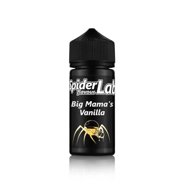 SpiderLab - Big Mama's Vanille - Aroma 10 ml
