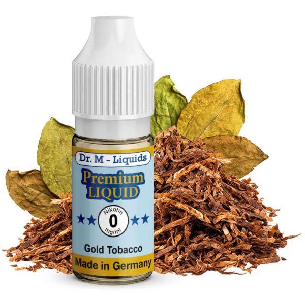 Dr. Multhaupt Gold Tobacco Premium E-Liquid
