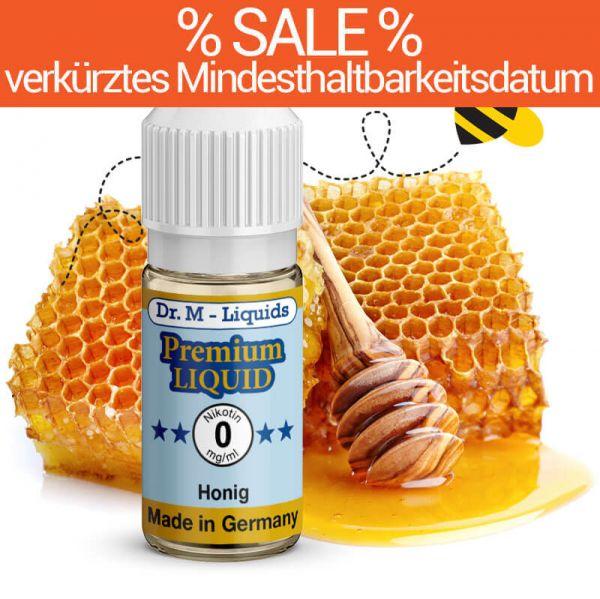 Dr. Multhaupt Honig Premium E-Liquid - 9 mg - SALE