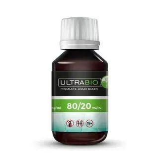 Ultrabio Dripper Base 20/80 nikotinfrei