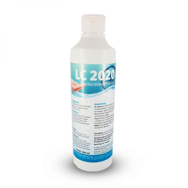 LC 2020 - Handdesinfektion - 500 ml