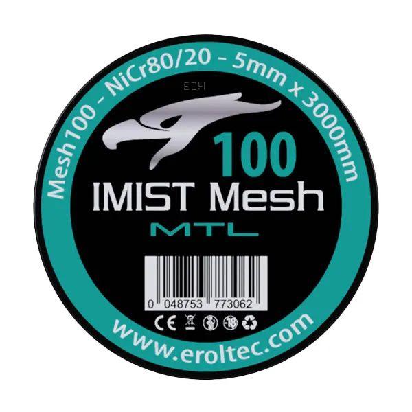 Imist - NiCr80 MTL Mesh Wire - 3 Meter - 100