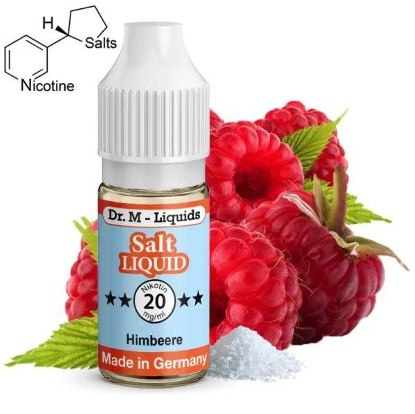 Dr. M - Liquids - Himbeere SALT Liquid