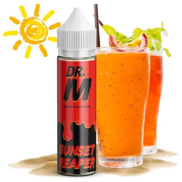Dr.M - Sunset Reaper - Shake'n'Vape - 10 ml