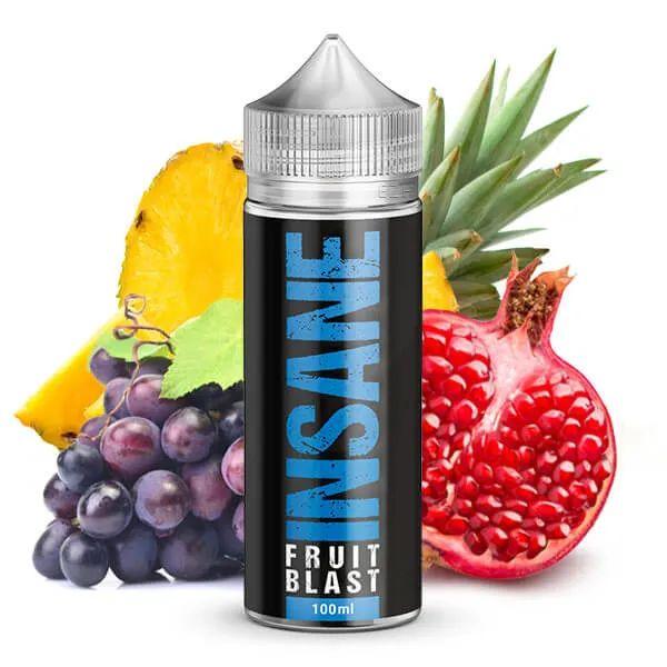 Insane - Fruit Blast - 100 ml
