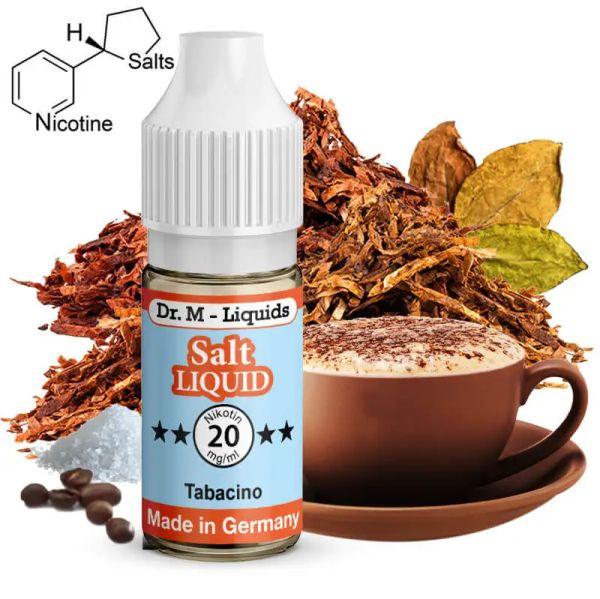 Dr. M - Liquids - Tabacino SALT Liquid