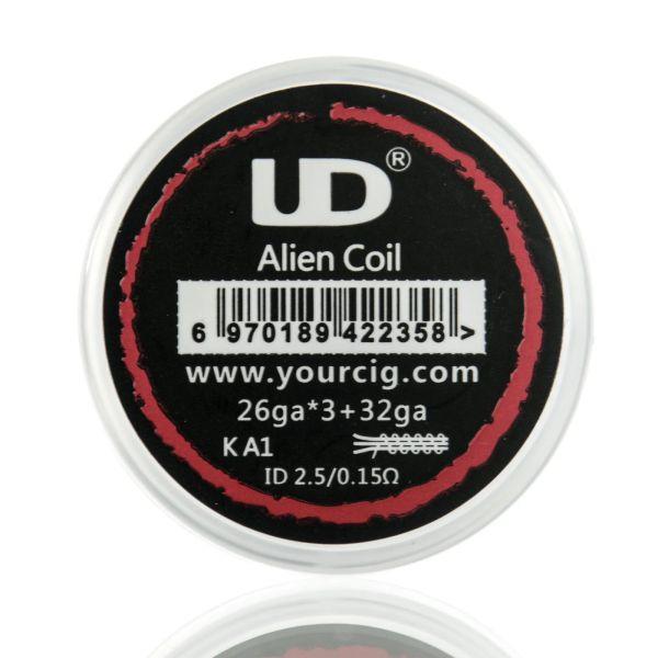 UD Alien Coil Fertigwicklungen 10er-Pack