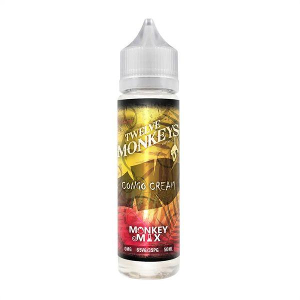 Twelve Monkeys - Congo Cream