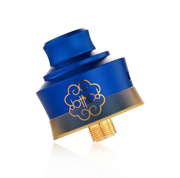 dotmod dotRDA - Single Coil Tröpfelverdampfer - Blau