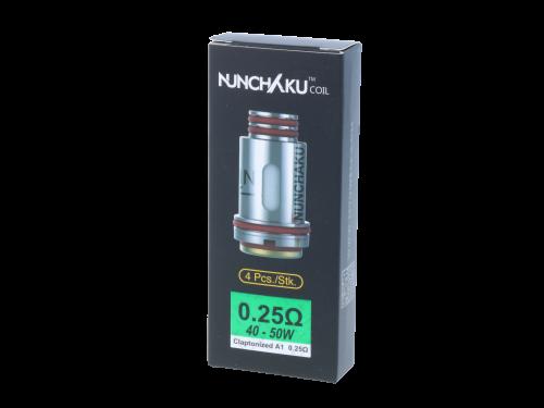 UWELL Nunchaku Coil - 0,25 Ohm - 4 Stück - Verpackung