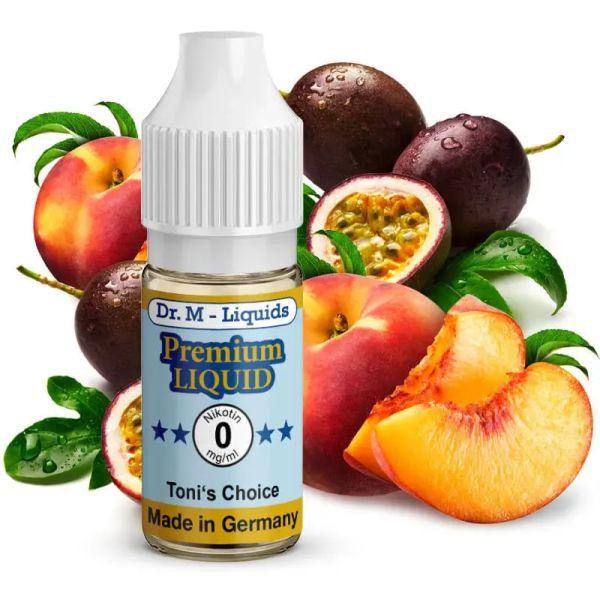 Dr. Multhaupt Toni's Choice Premium E-Liquid