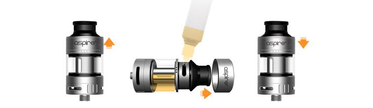 Aspire-Cleito-Pro-Subohm-Tank-3ml_2ml_Filling