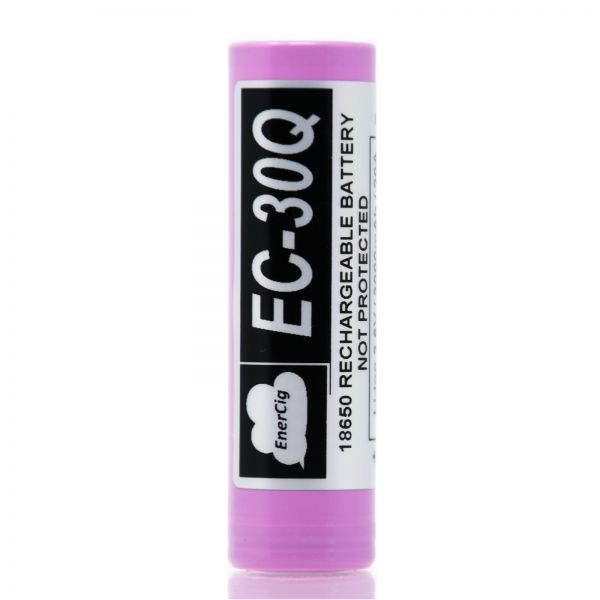 EnerCig EC 30Q (Samsung INR 18650-30Q) 18650 Akku 3000 mAh 20A
