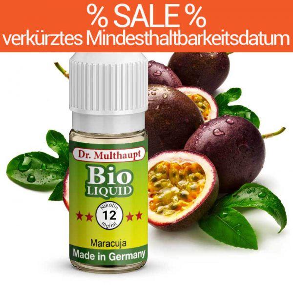 Dr. Multhaupt Maracuja Bio-Liquid - 12 mg - SALE