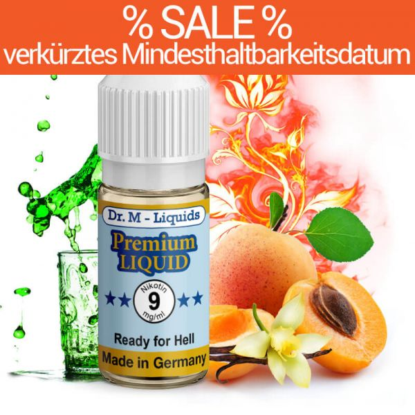 Dr. Multhaupt Ready for Hell Premium E-Liquid - 9 mg - SALE