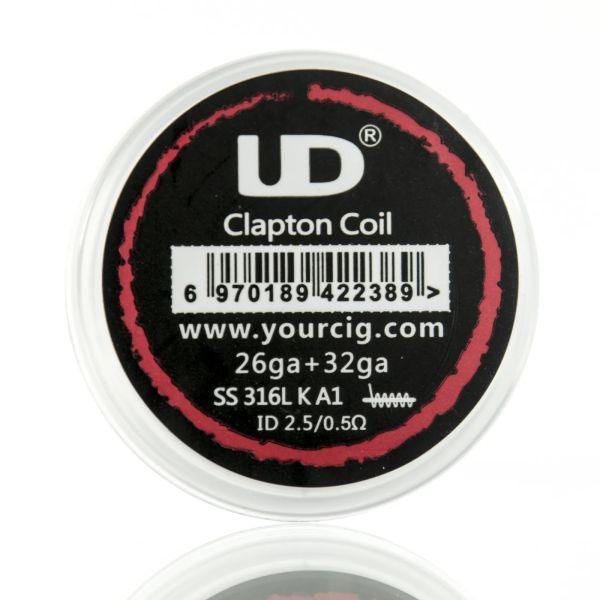 UD Clapton Coil Fertigwicklungen 10er-Pack