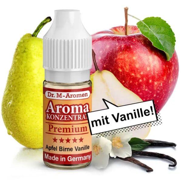 Dr. Multhaupt Apfel / Birne / Vanille Premium Aroma Konzentrat