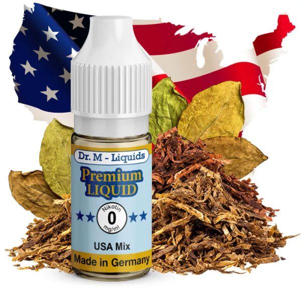 Dr. Multhaupt USA Mix Tobacco Premium E-Liquid