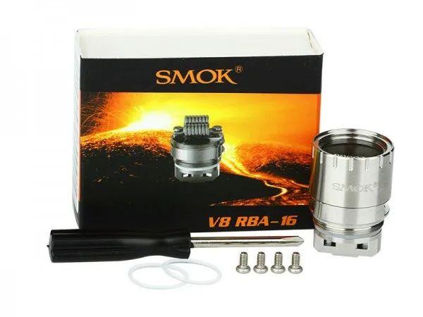 SMOK V8 RBA-16 Verdampferkopf