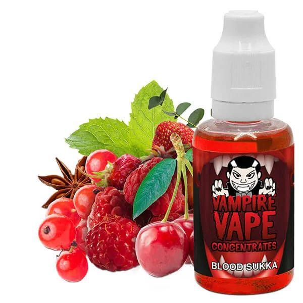 Vampire Vape - Blood Sukka - Aroma Konzentrat 30 ml