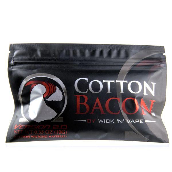 Wick ´N´ Vape Baumwollwatte Cotton Bacon V2 10G