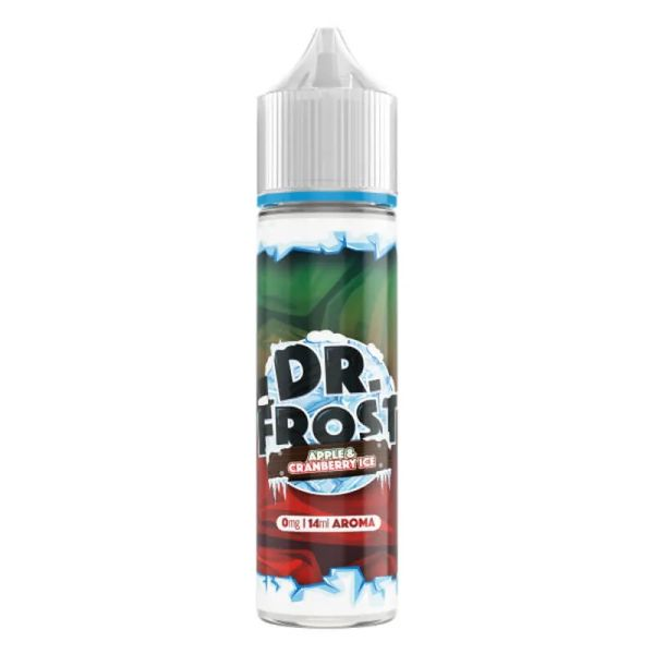 Dr. Frost - Apple Cranberry Ice - 14 ml in 60 ml Flasche
