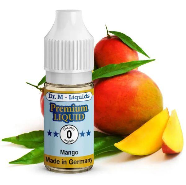 Leckeres Dr. Multhaupt Mango Premium E-Liquid