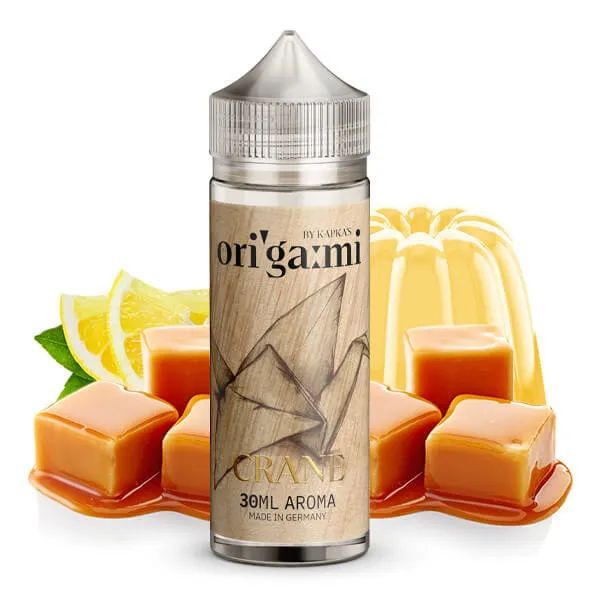 Kapka's Flava - Origami - Crane - 30 ml