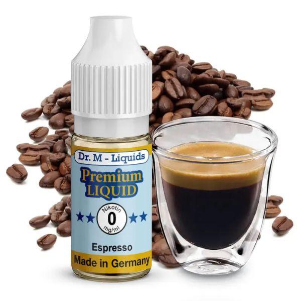 Dr. Multhaupt Espresso Premium E-Liquid